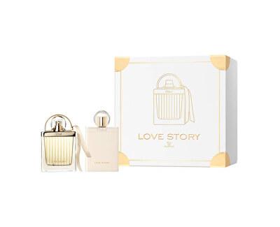 Love Story - EDP 50 ml + lapte de corp 100 ml
