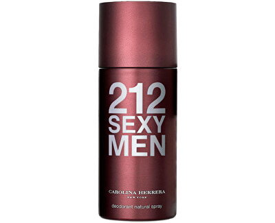 212 Sexy For Men - dezodorant v spreji