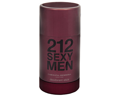 212 Sexy For Men - tuhý deodorant