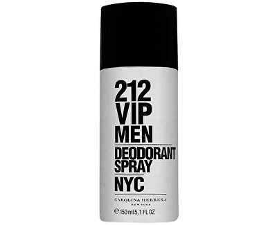 212 VIP Men - deodorant ve spreji