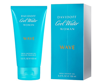 Cool Water Wave Woman - gel de duș