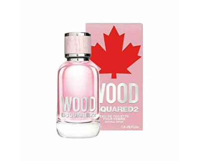 Wood For Her - EDT