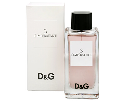 D&G Anthology L`Imperatrice 3 - EDT
