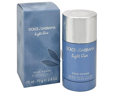 Light Blue Pour Homme - deodorante stick