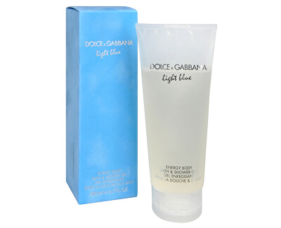 Light Blue - gel doccia