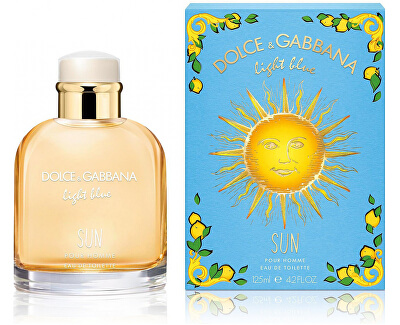 Light Blue Sun Pour Homme - EDT
