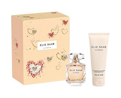 Le Parfum - EDP 30 ml + tělové mléko 75 ml