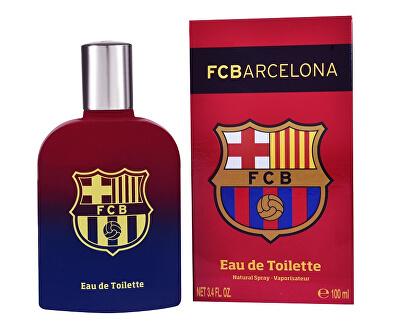 FC Barcelona - EDT - SLEVA - pomačkaná krabička