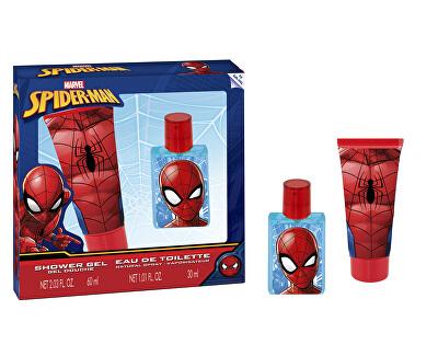 Spiderman - EDT 30 ml + sprchový gel 70 ml