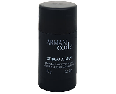 Code For Men - tuhý deodorant