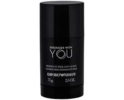 Emporio Armani Stronger With You - tuhý deodorant