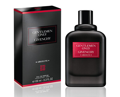 Gentlemen Only Absolute - EDP - SLEVA - bez celofánu, chybí cca 1 ml