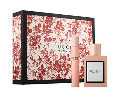 Gucci Bloom - EDP 50 ml + EDP 7,4 ml