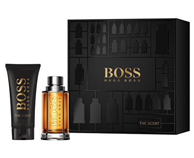 Boss The Scent - EDT 50 ml + gel doccia 100 ml