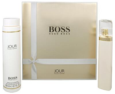 Boss Jour Pour Femme - EDP 75 ml +Körperlotion 200 ml