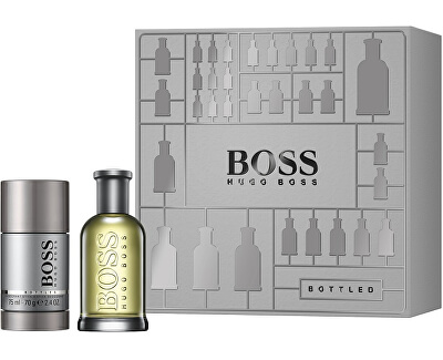 Boss No. 6 Bottled - EDT 50 ml + tuhý deodorant 75 ml