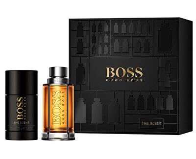 Boss The Scent - EDT 50 ml + deodorante stick 75 ml