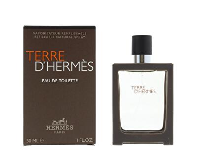 Terre D´ Hermes - EDT (plnitelná) - SLEVA - bez celofánu, chybí cca 3 ml