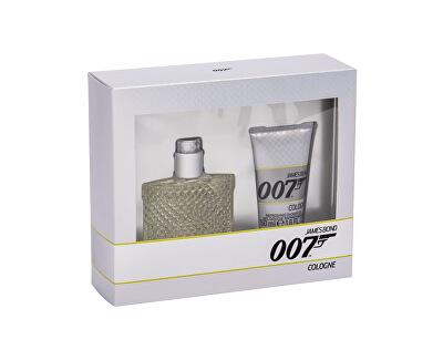 James Bond 007 Cologne - EDC 30 ml + sprchový gel 50 ml