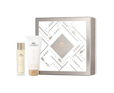 Lacoste Pour Femme - EDP 50 ml + testápoló 100 ml