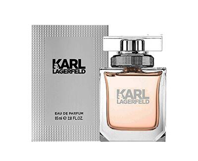 Karl Lagerfeld For Her - EDP - SLEVA - bez celofánu, chybí cca 2 ml