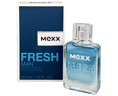 Fresh Man - EDT