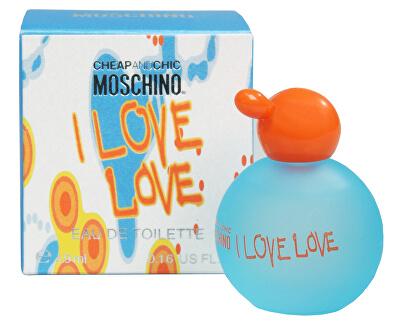 Cheap & Chic I Love Love - miniatura EDT 4,9 ml