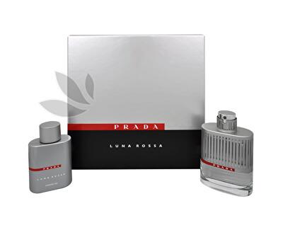 Luna Rossa - Spray Parfum 100 ml gel de dus 100 ml