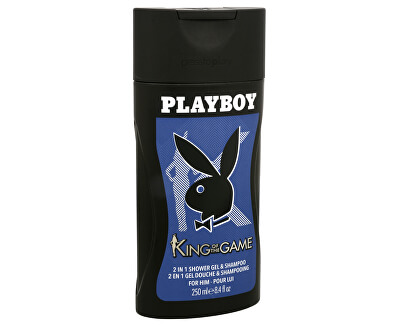 King Of The Game - gel de duș
