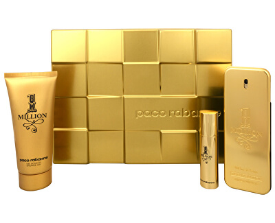 1 Million - EDT 100 ml + EDT 10 ml + gel doccia 100 ml