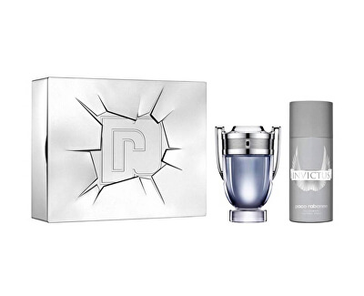 Invictus - EDT 100 ml + dezodor 150 ml