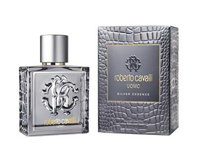 Roberto Cavalli Uomo Silver Essence - EDT