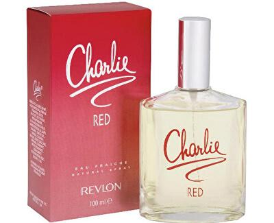 Charlie Red Eau De Fraiche - EDT
