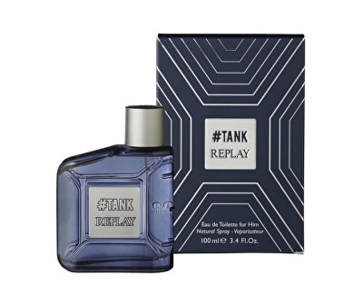 Tank For Him - EDT