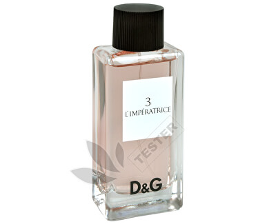 D & G Anthology L`Imperatrice 3 - EDT - tester