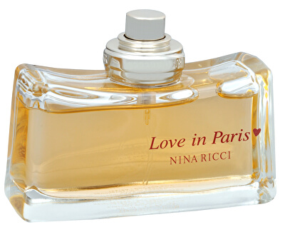 Love In Paris - EDP TESTER