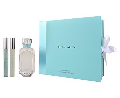 Tiffany & Co. - EDP 75 ml + Fresh Floral EDP 10 ml + Dark Cedar EDP 10 ml