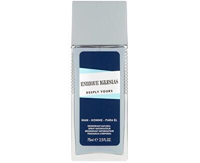 Deeply Yours Man - deodorante con vaporizzatore