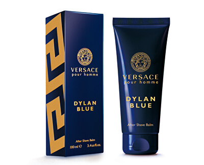 Versace Pour Homme Dylan Blue - balsamo dopobarba