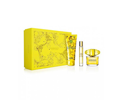 Yellow Diamond - EDT 90 ml + telové mlieko 150 ml + EDT 10 ml