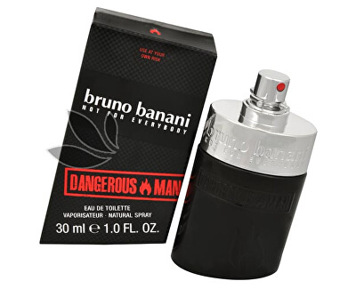 Dangerous Man - EDT - SLEVA - poškozená krabička