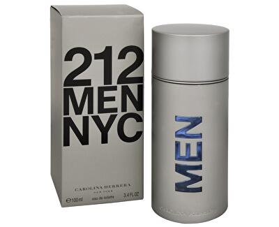 212 Men - EDT - SLEVA - poškozená krabička