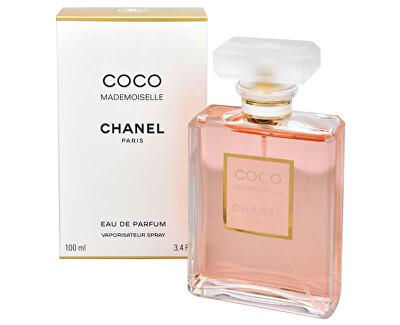 Coco Mademoiselle - EDP - SLEVA - krabička bez celofánu, chybí 2 ml