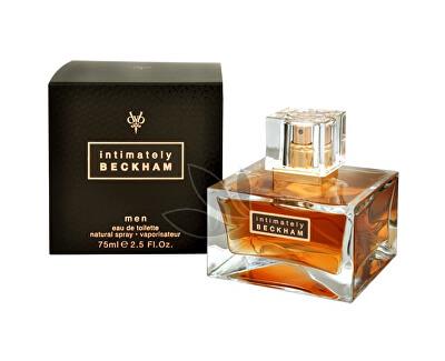 Intimately Beckham For Men - EDT - SLEVA - poškozená krabička