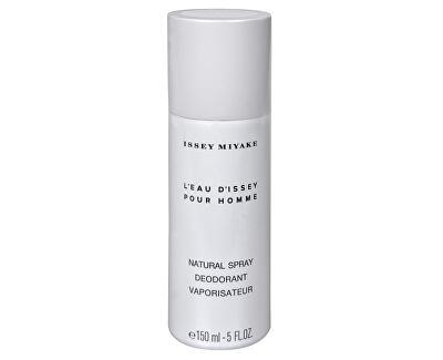 L`Eau D`Issey Pour Homme - deodorant ve spreji - SLEVA - poškozený obal