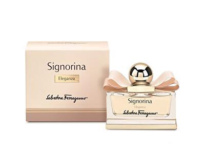 Signorina Eleganza - EDP - S cutie încrețită - LEVA
