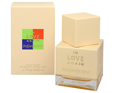 In Love Again - EDT