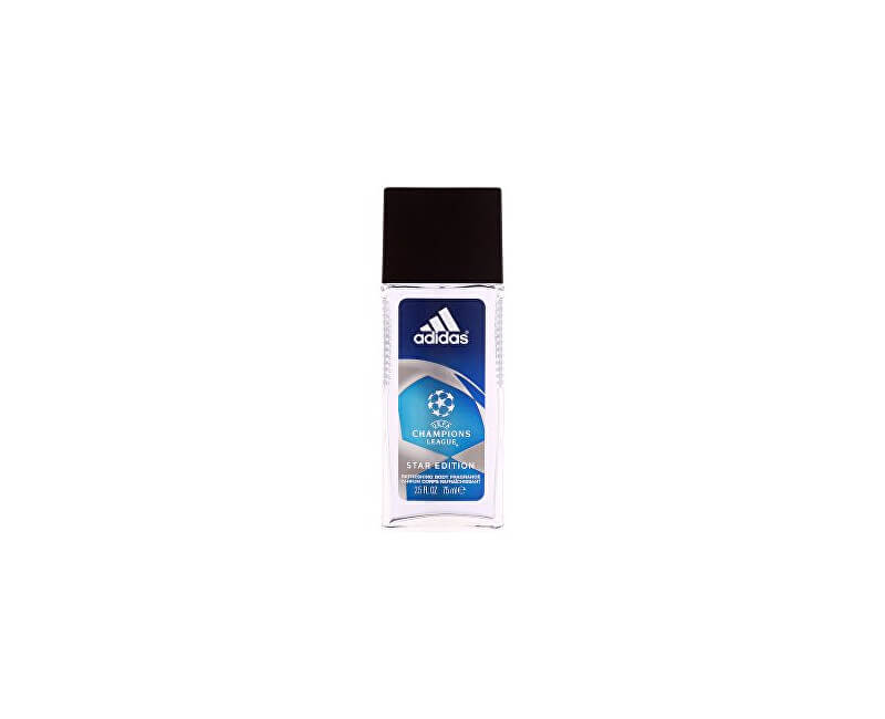 Adidas Champions League Star Edition - deodorant ve spreji 75 ml