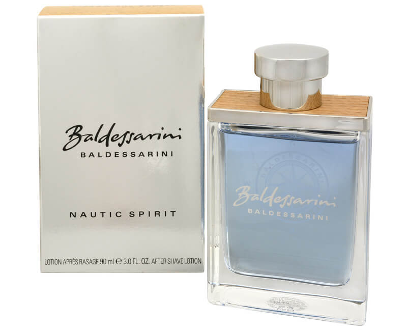 Hugo Boss Baldessarini Nautic Spirit voda po holení 90 ml