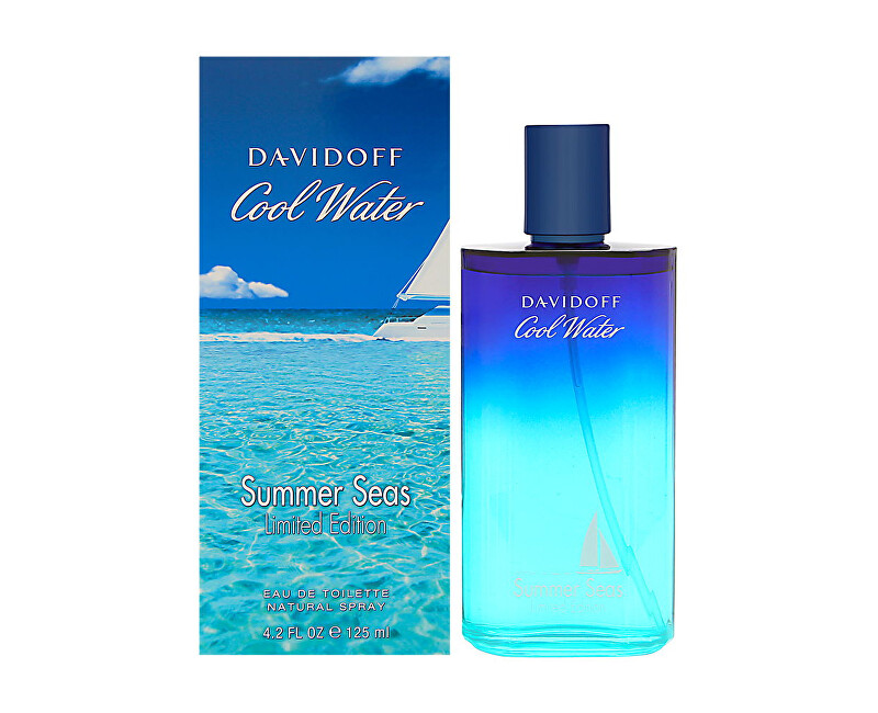 Davidoff Cool Water Summer Seas - EDT 125 ml